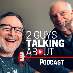 2 Guys Talking About Podcast